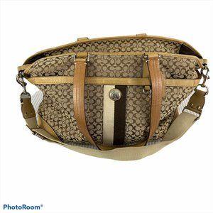 COACH Beige Large Bag